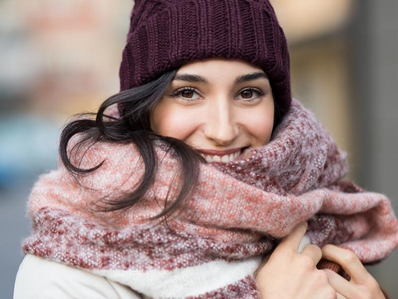 Cuidados especiales para tratar a tus clientas del frío y del cambio de estación