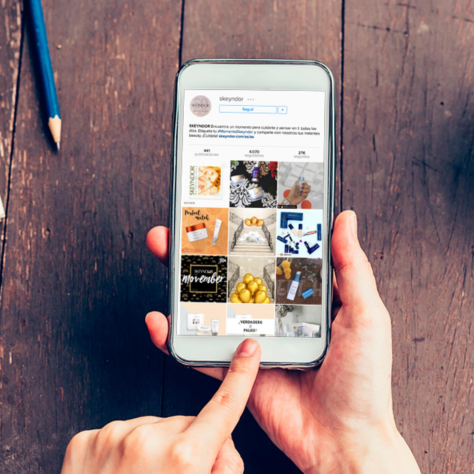 Descubre el nuevo perfil de Instagram para empresas