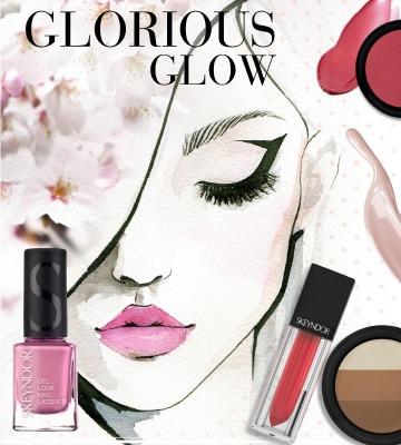 Saca el máximo partido de GLORIOUS GLOW, el maquillaje para este verano 2015