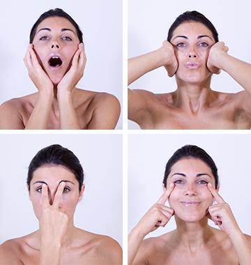 Oval Fitness: ¡Resplandor especial para el rostro!