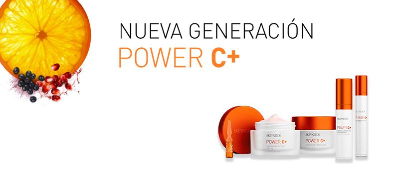 Llega la nueva generación de POWER C+